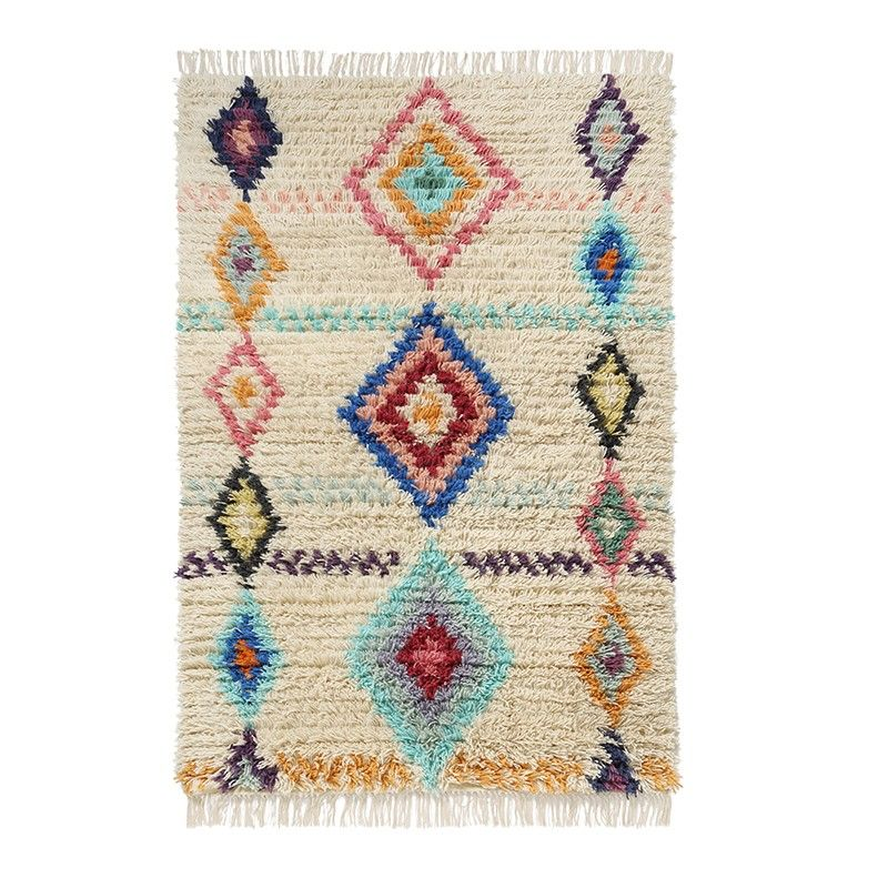Gem Crush Rug Fabric Rug Wool Area Rugs Rugs