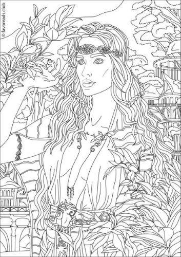 Fantasia – Forest Fairy | Forest fairy, Fantasia and Fairy