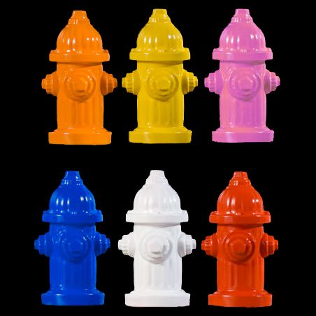 Petapotty Fire Hydrant Give Your Pup A Designated Place In Yard To Do Their Business With Very Own