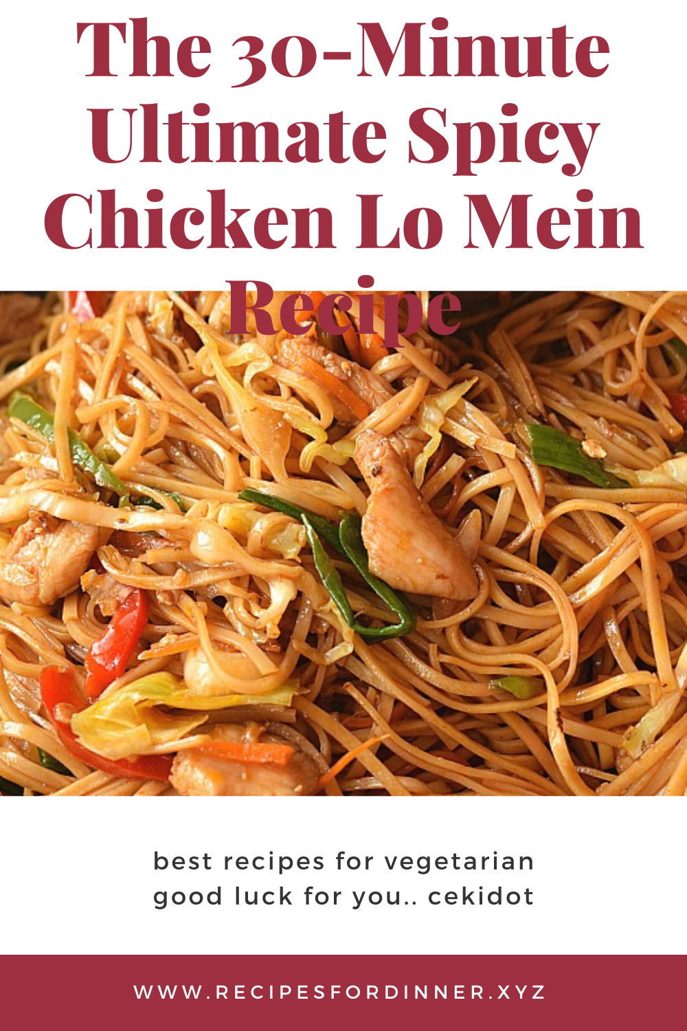 Pin On Noodle Recipes