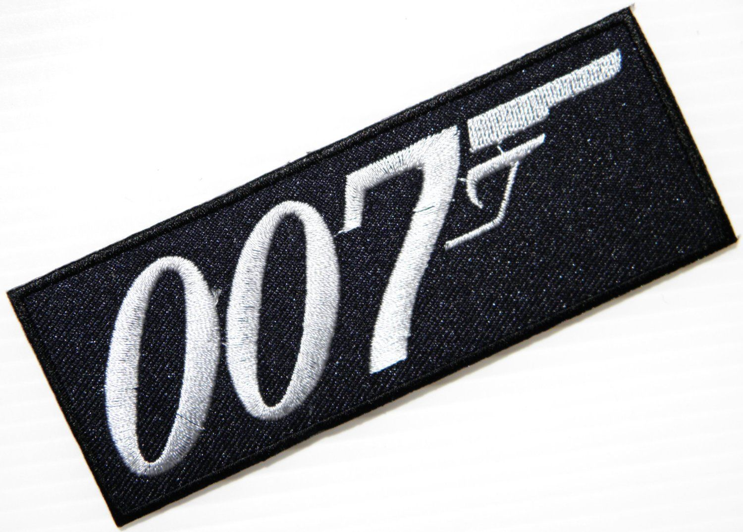 james bond 007 logo film jacke t shirt aufn her bestickt. Black Bedroom Furniture Sets. Home Design Ideas