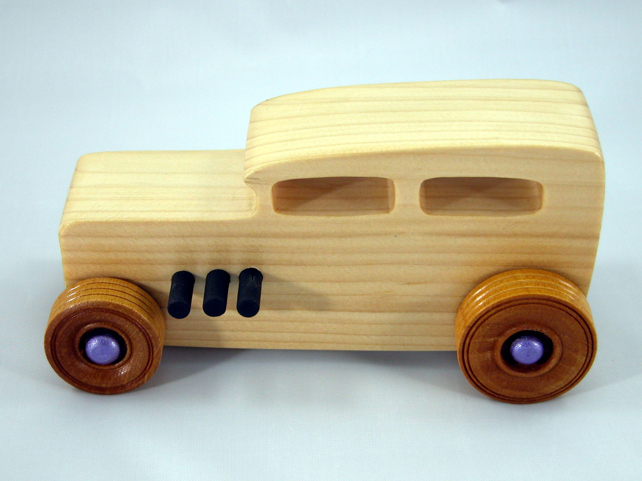 Toys images for boys  Handmade Handcrafted Wooden Toy Car Hot Rod Freaky Ford  Ford