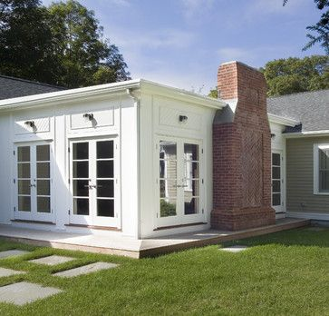 Arlington Road - contemporary - exterior - boston - Oak ...
