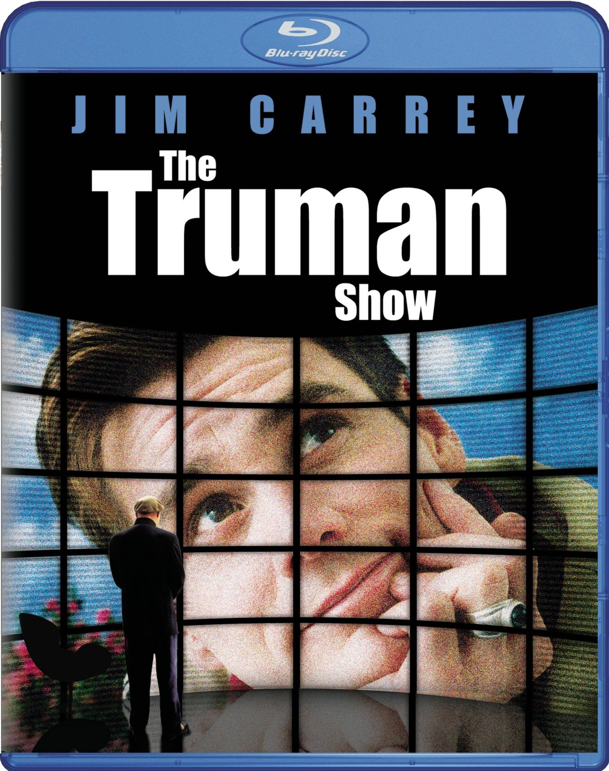 An insurance salesman, Truman Burbank, begins to doubt