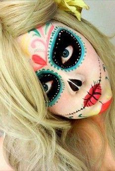 La Calaveras Catrina (The Elegant Skull) - Día de los Muertos