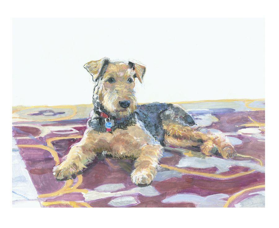 debranicholasportraits - animal... dog art
