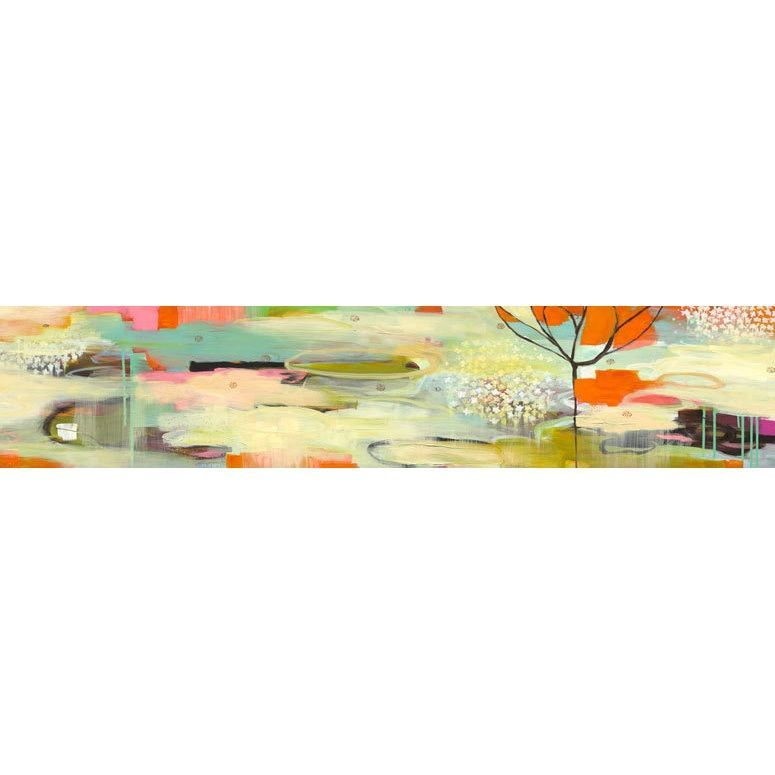 GreenBox Art + Culture \'Breathe You In\' 48 x 12-inch Stretched ...