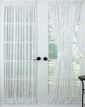 Harmony Sheer Door Panel Panel Curtains Panel Doors Door Curtains