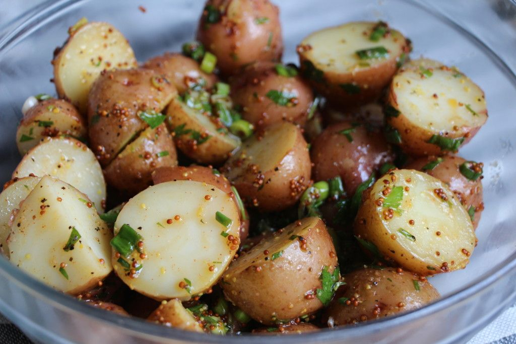 Herbed Potato Salad | The Defined Dish