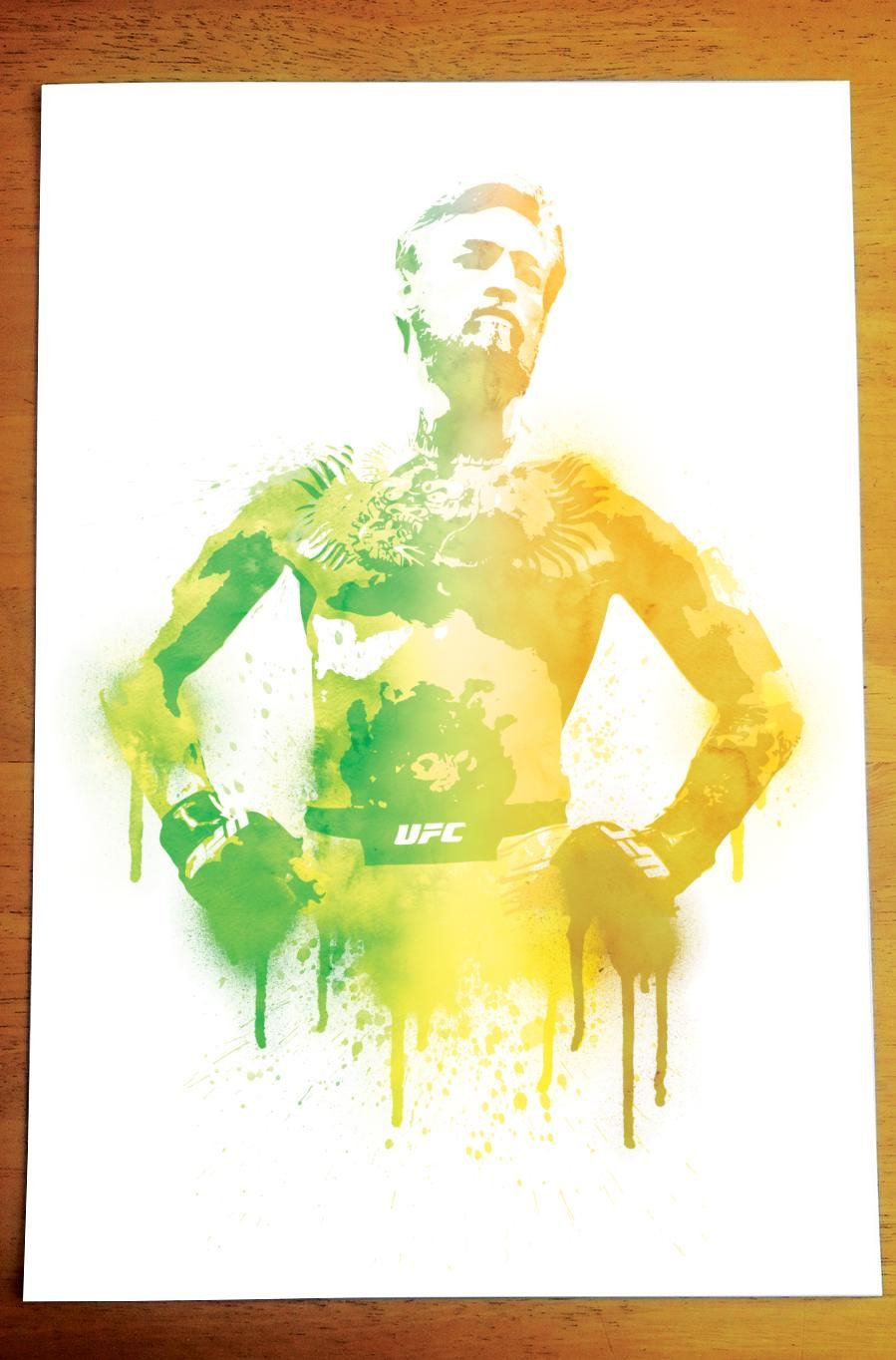 Happy And Healthy 2019 With Images Ufc Poster Conor Mcgregor Muay Thai