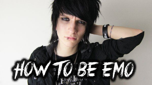 What is the emo subculture