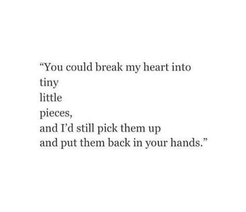 Heartbreak Poem Romantic Quotes Pinte