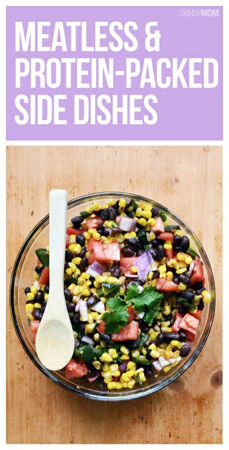 Power Boost 8 High Protein Side Dishes For Vegetarians