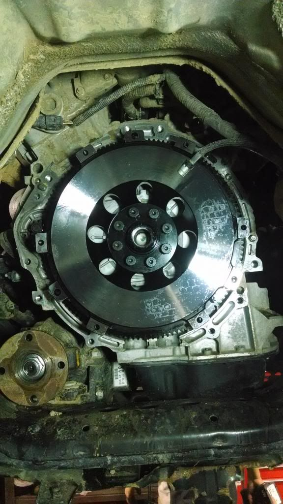 PDM Throwout Bearing & Clutch Install 2007 Manual Transmission URD