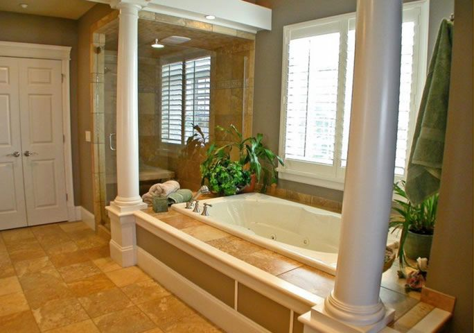 Chicago Bathroom Remodeling Remodelling bathroom remodels | luxurious master bathroom | barts remodeling
