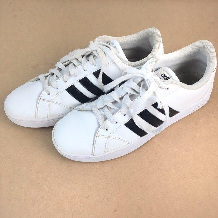 New Mens Adidas Superstar II Three Stripe WhiteBlack