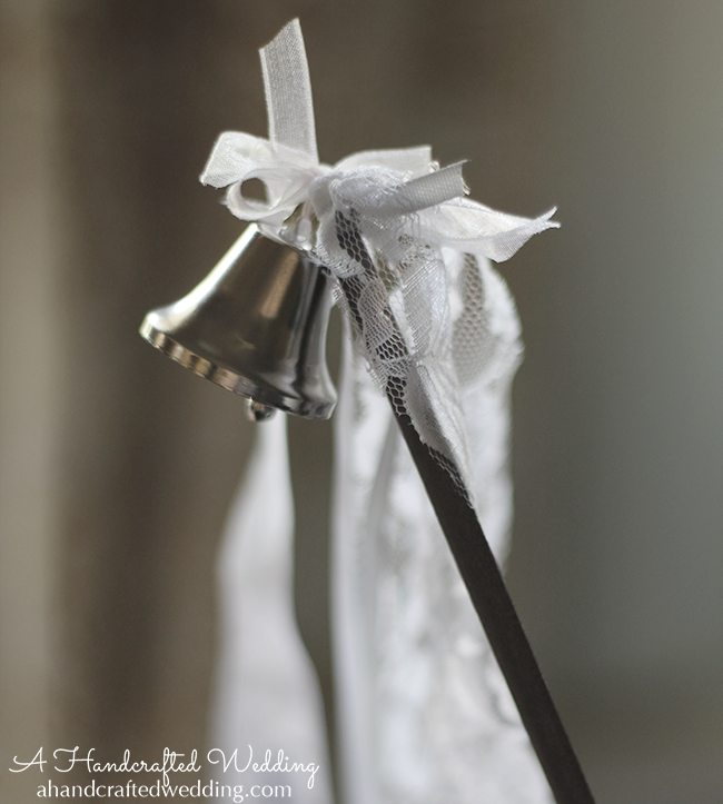How To Make Ribbon Wedding Wands Check Out This Tutorial On DIY