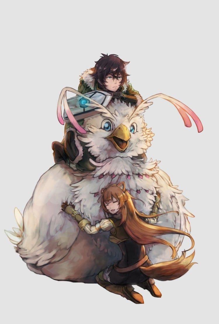 Shield Hero Raphtalia By Unknown Artist Anime Anime Drawings Cosplay Anime