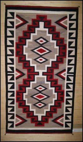 Navajo Style Rugs