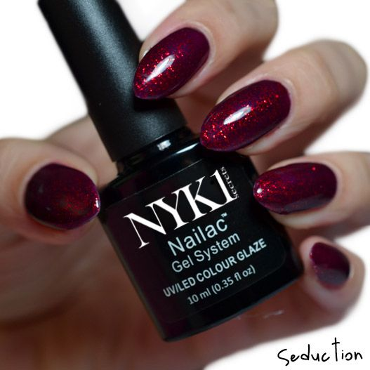 Seduction nyk1 shellac gel nail polish colour nails pinterest seduction nyk1 shellac gel nail polish colour solutioingenieria Choice Image