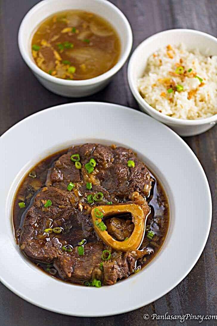 Bulalo beef pares recipe in 2020 beef pares recipes