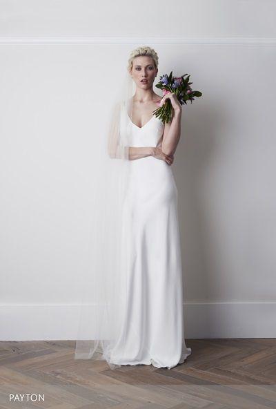 b9d8bab6cd67 Payton by Charlie Brear More Bridal Dresses Online, Wedding Dresses London, Wedding  Dress Accessories
