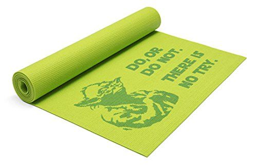 Star Wars Yoda Yoga Mat Star Wars http://www.amazon.co.uk/dp/B017TFEW1G/ref=cm_sw_r_pi_dp_m38Mwb1W5MZV7