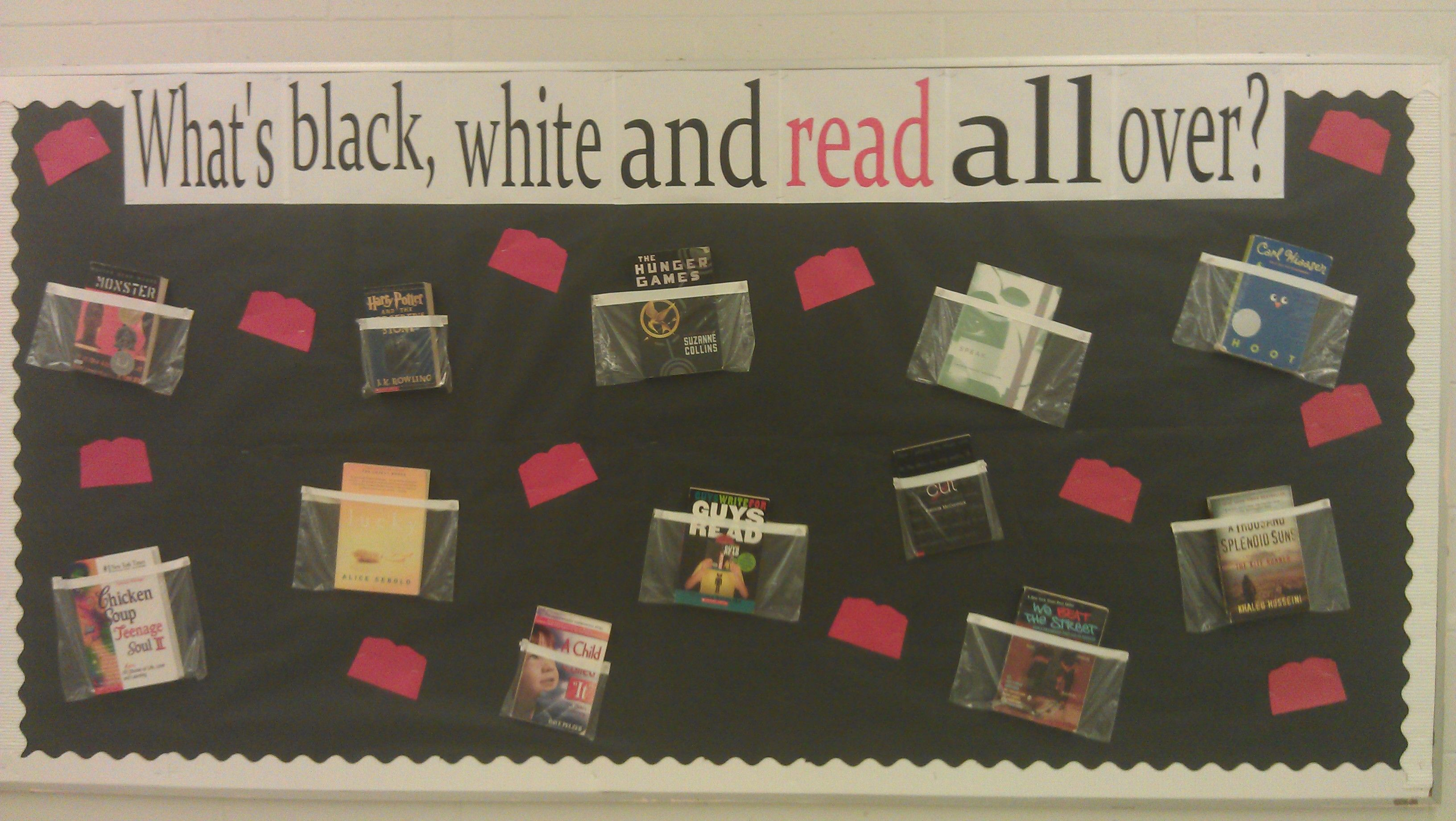 Reading Bulletin Board