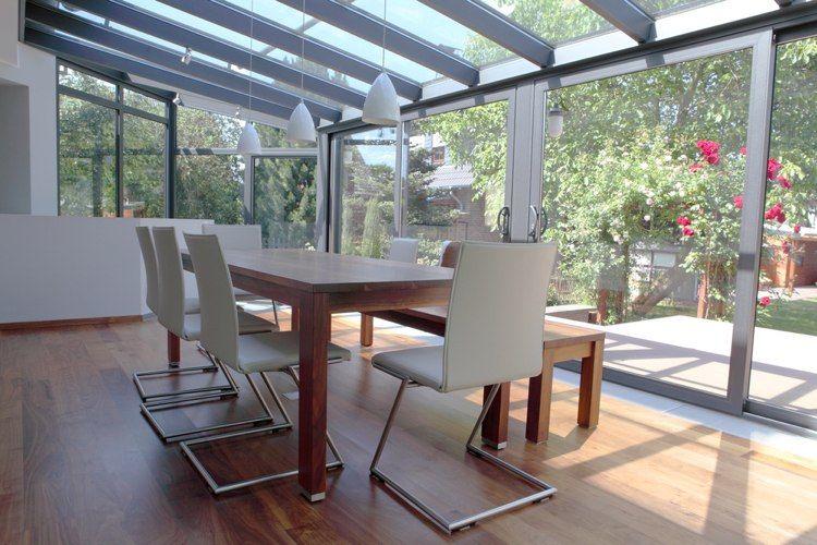 Awesome Wintergarten Einrichten   Auf Moderne Polstermöbel Nicht Verzichten Great Ideas