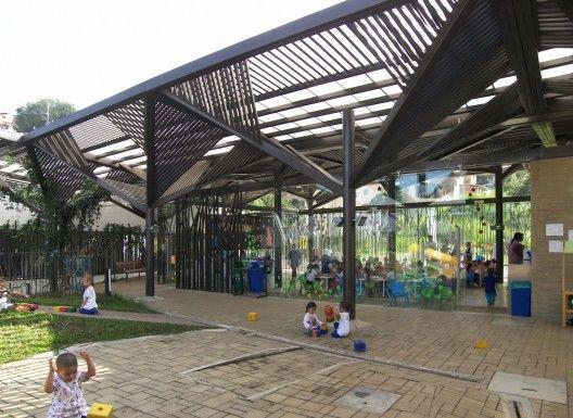 Jardín Infantil El Pinal Alejandro Restrepo Montoya