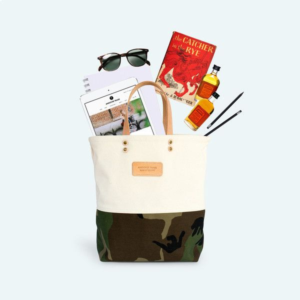 Andover Trask Huck Bag