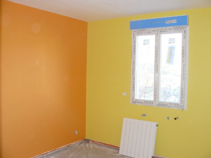 stunning chambre orange et jaune contemporary design   Fashion Hub ...