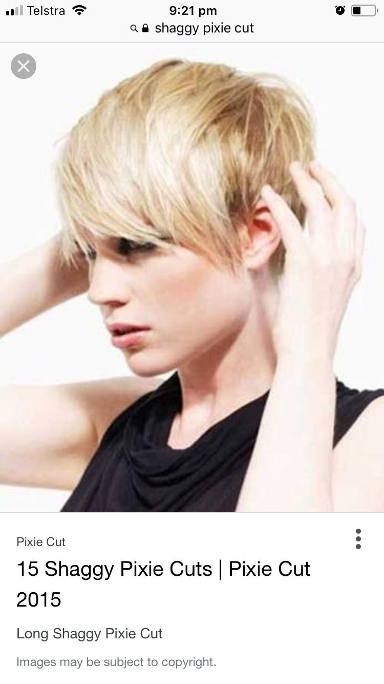 Federica se corta el pelo