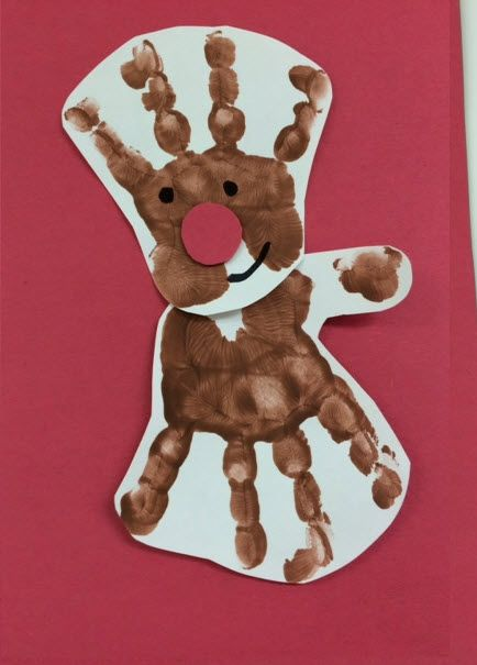 christmas art idea that is simple looks great and encompasses part
