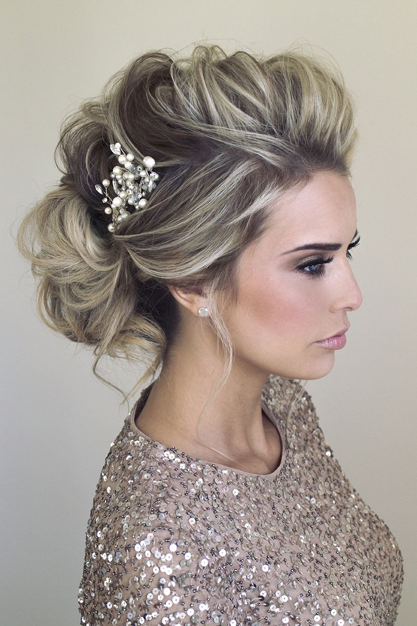 Wedding Hair Accessories Wedding Guest Hairstyles Wedding Hair Down Vintage Wedding Hair