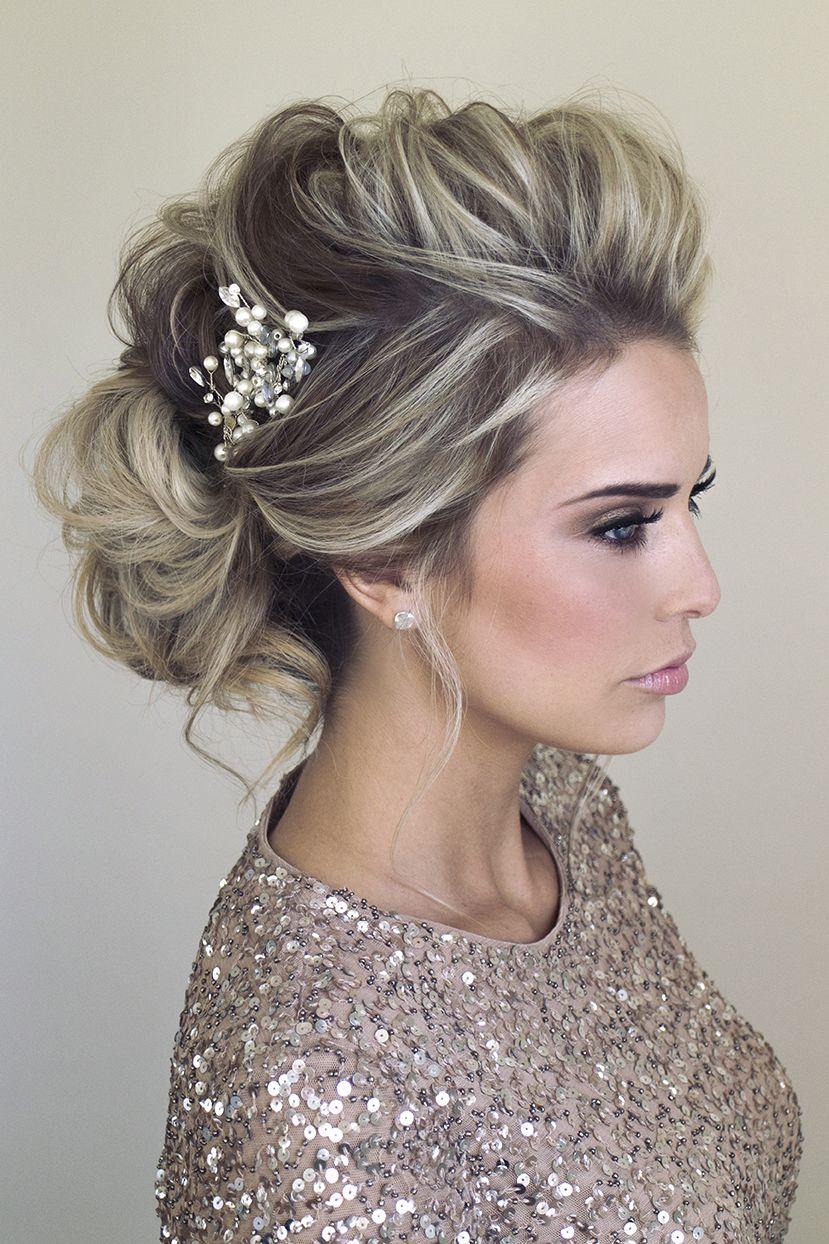 Wedding hair accessories  Beauty  Pinterest  Wedding hair