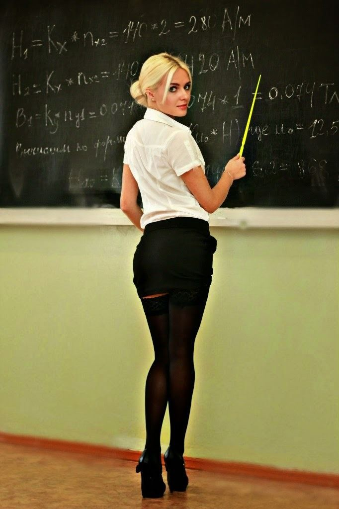Hot For Teacher  Sexy Teacher-6369