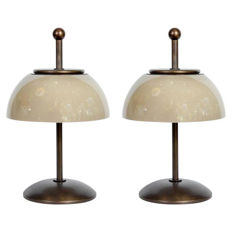 Pair Of Mushroom Lamps Mushroom Lamp Lamp Lamps For Sale