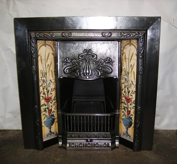 Cast Iron Art Nouveau Art Nouveau Interior Tiles For Sale Art Nouveau Tiles