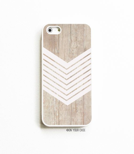 iPhone 5 Rubber Case. iPhone 5S Case. Wood by onyourcasestore ...
