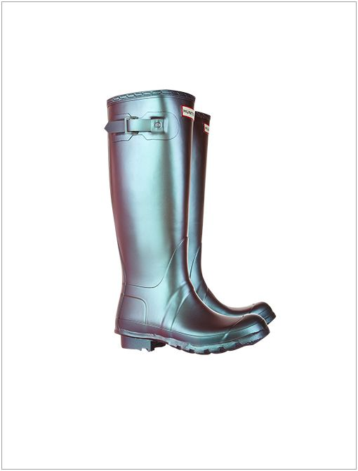 7cbcdbeb8757 Best Of  Cold-Weather Gear - Hunter Original Tall Pearlescent Wellington  Boots ( 150)
