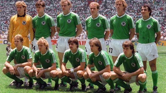 Vizeweltmeister 1986 Deutschland