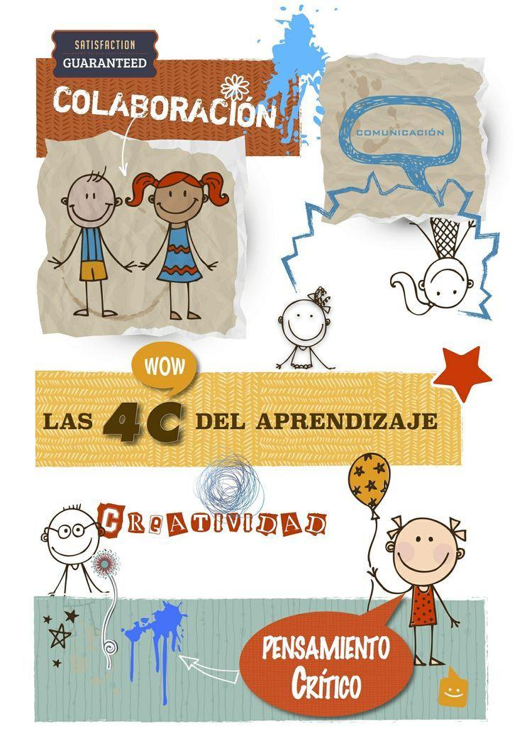 4 C-s del aprendizaje #LauaxetaIkastola