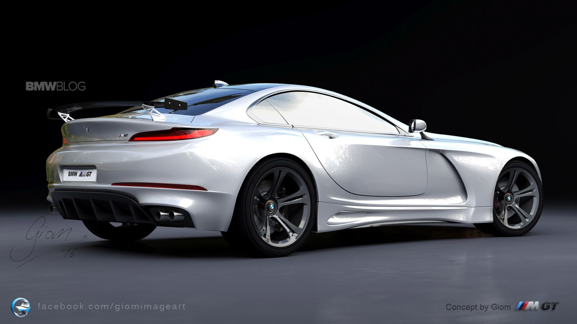 Bmw Mgt Rendering Live Life Love Follow Your Heart Bmwlifem Super Cars Bmw Sports Car