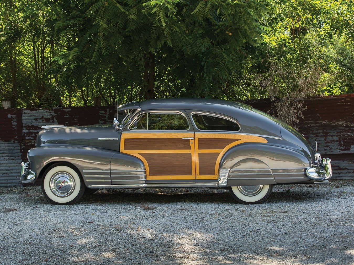 1948 Chevrolet Fleetline Country Club Aerosedan Classic Cars