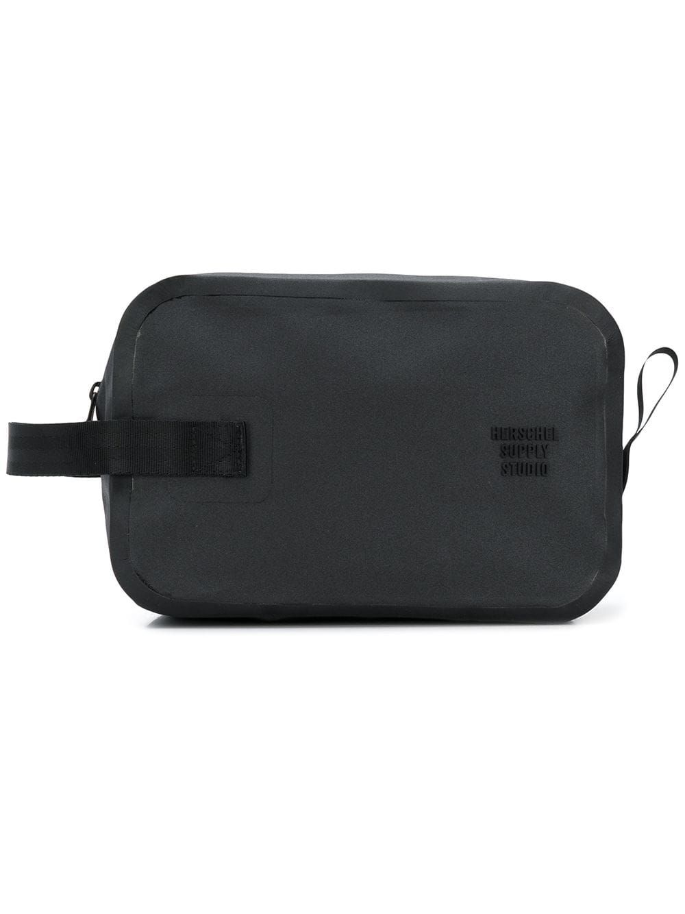 0b33fda8b794 HERSCHEL SUPPLY CO. HERSCHEL SUPPLY CO. TOILETRY BAG - BLACK.   herschelsupplyco.
