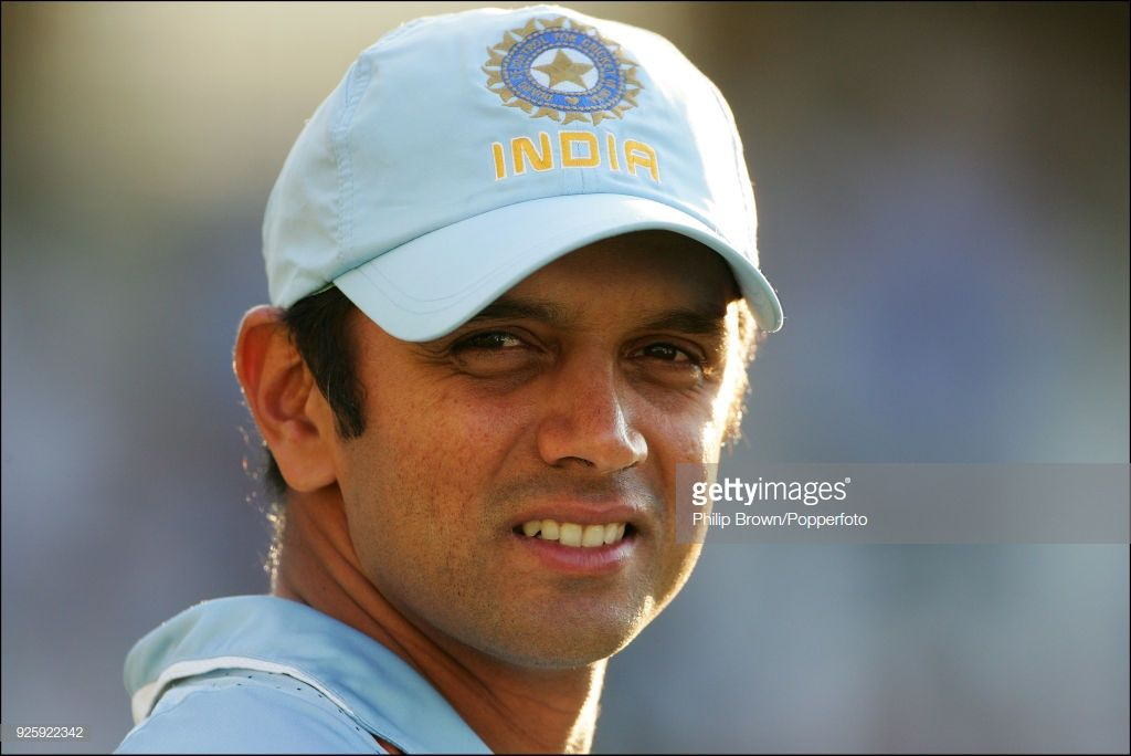 Rahul Dravid Of India Waits For The Presentations After The 6th Natwest Series One Day International Between England And I Coach Team Rahul Indian Cricket News