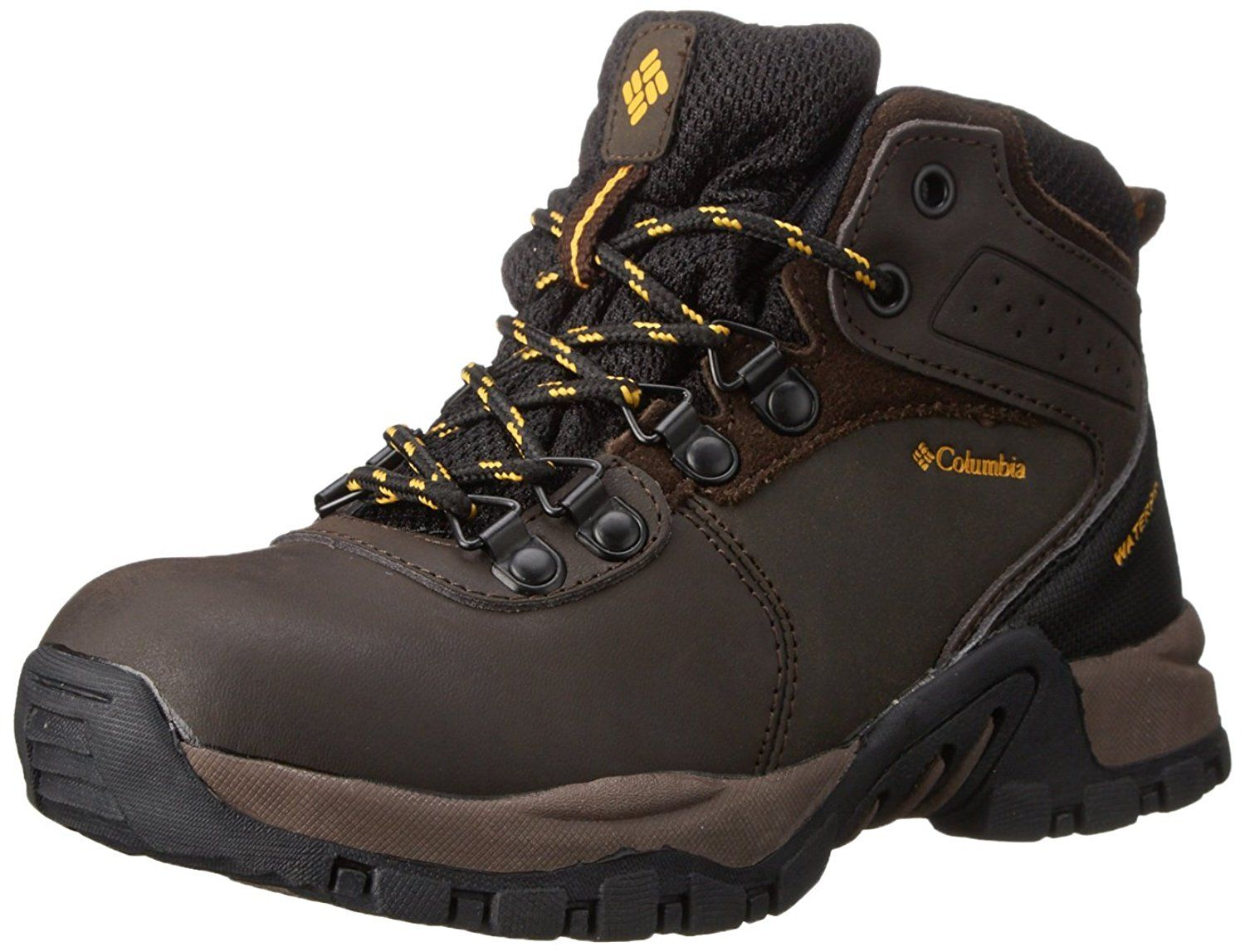 7e658b78af Columbia Youth Newton Ridge Waterproof Hiking Boot (Little Kid/Big ...