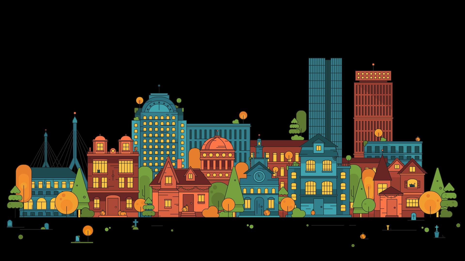 Image Result For Cartoon Boston City City Cartoon Cartoon City