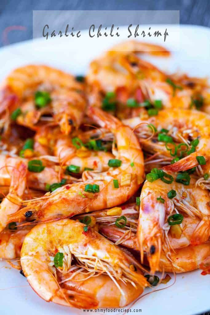 Garlic Chili Shrimp